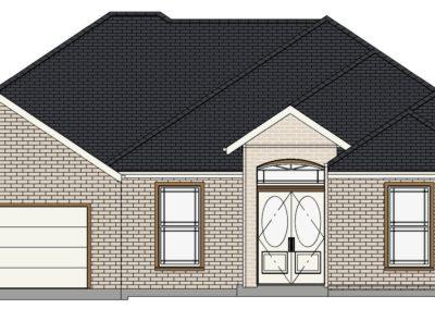 Home Builder Tyler Texas 2210 House