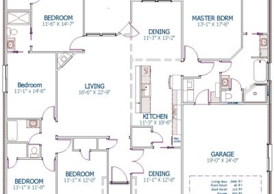 2214 Rana Floor Plan