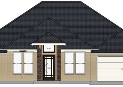 2214 Rana Front Elevation