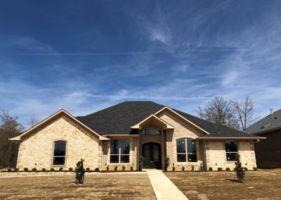 Home Builder Tyler Texas 2501 Oasis 2405