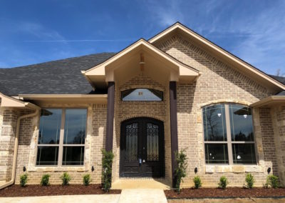 Home Builder Tyler Texas 2501 Oasis 2407