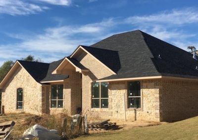 Home Builder Tyler Texas 2501 Oasis 2501Front