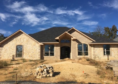 Home Builder Tyler Texas 2501 Oasis 2501Front 1