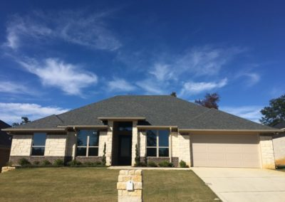 Home Builder Tyler Texas 2503 Oasis 2503FE