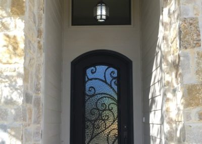 Home Builder Tyler Texas 2505 Oasis 2505FrontDoor