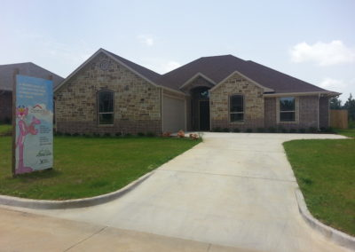 Home Builder Tyler Texas 2508 Oasis 2508 FE3