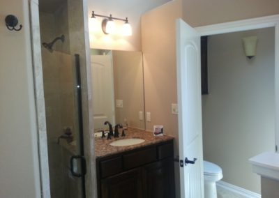 Home Builder Tyler Texas 2508 Oasis 2508MasterBath