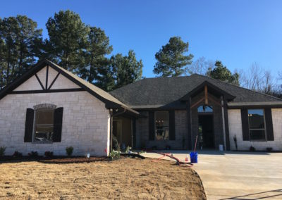 Home Builder Tyler Texas Exteriors Gallery 0904