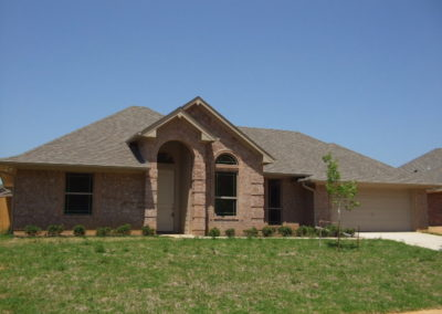 Home Builder Tyler Texas Exteriors Gallery 19474front