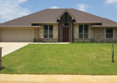 Home Builder Tyler Texas Exteriors Gallery 19514Front