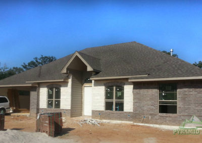 Home Builder Tyler Texas Exteriors Gallery 8161