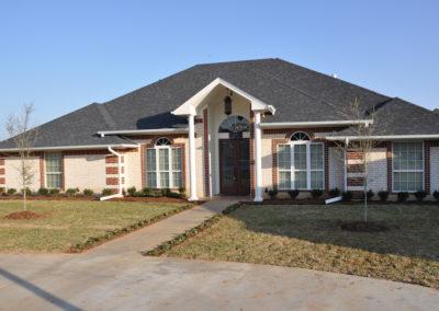 Home Builder Tyler Texas Exteriors Gallery 1078