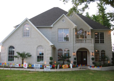 Home Builder Tyler Texas Exteriors Gallery Front 2