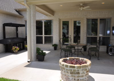 Home Builder Tyler Texas Exteriors Gallery Halle 026