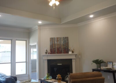 Home Builder Tyler Texas Fireplace Family Gallery 01826