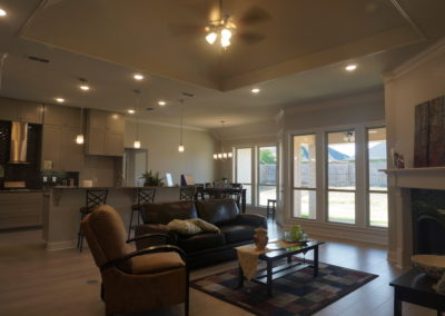 Home Builder Tyler Texas Fireplace Family Gallery 01828