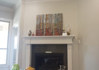 Home Builder Tyler Texas Fireplace Family Gallery 01833