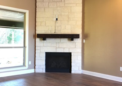 Home Builder Tyler Texas Fireplace Family Gallery 0908