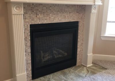 Home Builder Tyler Texas Fireplace Family Gallery 7724
