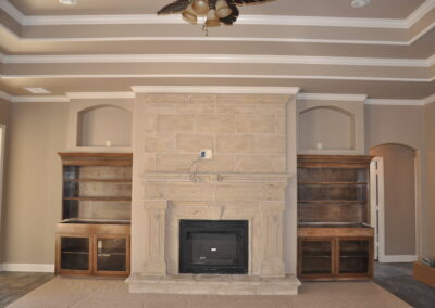 Home Builder Tyler Texas Fireplace Family Gallery Wilgus 024