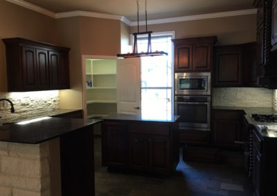 Home Builder Tyler Texas Kitchen Gallery 0909
