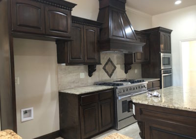 Home Builder Tyler Texas Kitchen Gallery 6728