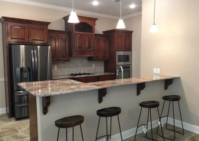 Home Builder Tyler Texas Kitchen Gallery 7735