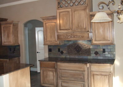 Home Builder Tyler Texas Kitchen Gallery F1305