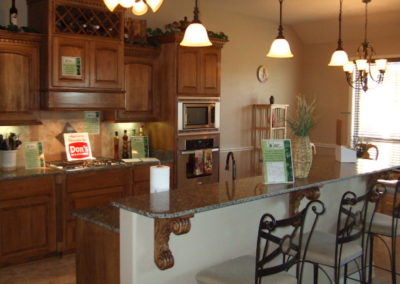 Home Builder Tyler Texas Kitchen Gallery F1423